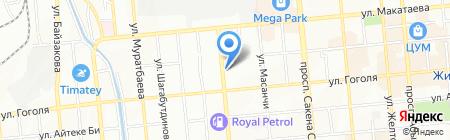 Ramis Group на карте Алматы