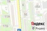 Схема проезда до компании G-CODE в Алматы