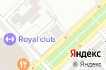 Схема проезда до компании Dantes в Алматы