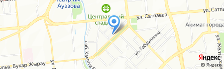 Clever Partner Vision на карте Алматы