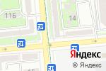 Схема проезда до компании Intertop Outlet в Алматы