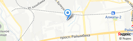 OlzhasGroup на карте Алматы