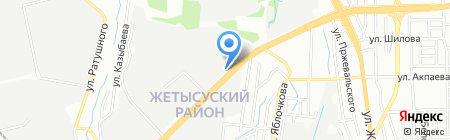 Grand Teh Mas на карте Алматы
