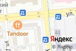 Схема проезда до компании 3 Толстяка в Алматы