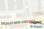 Схема проезда до компании Alimp SAMA LTD в Алматы