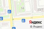 Схема проезда до компании Производственно-торговая компания в Алматы