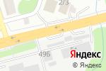 Схема проезда до компании ТулпарШинСервис в Алматы