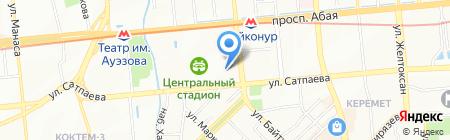 Motorshop.kz на карте Алматы