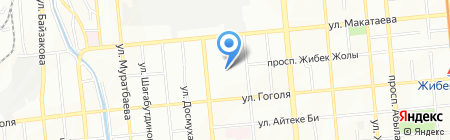 ITshnik на карте Алматы
