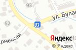 Схема проезда до компании Полезная аптека в Алматы