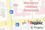 Схема проезда до компании ЭКО в Алматы