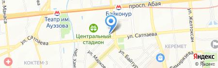 Варварка travel и Ко на карте Алматы