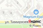 Схема проезда до компании Каусар в Алматы