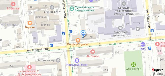 ул. Шевченко 99