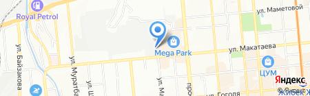 PC Skyline на карте Алматы
