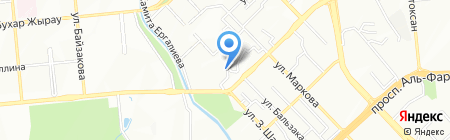 English Hour на карте Алматы