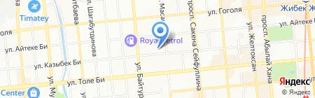 Институт психологии и психотерапии на карте Алматы