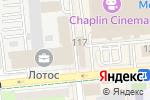 Схема проезда до компании Velvetstudio.kz в Алматы