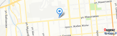 KITURAMI торговая компания на карте Алматы