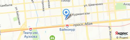 Inprog.kz на карте Алматы