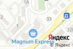 Схема проезда до компании Intermax BSV в Алматы