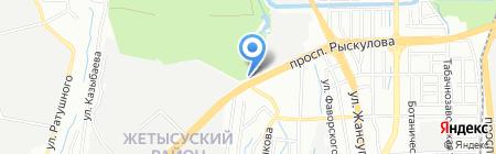 Art Free на карте Алматы