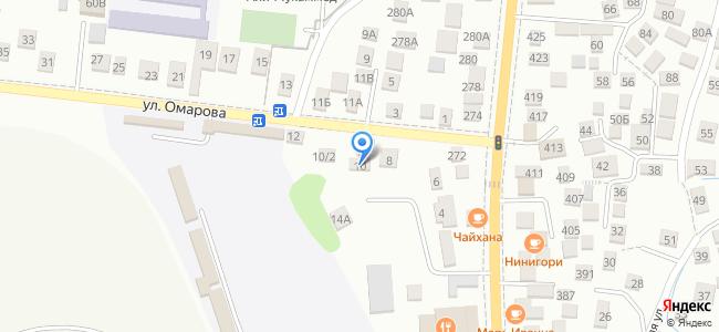 Казахстан, Алматы, улица Омарова, 10