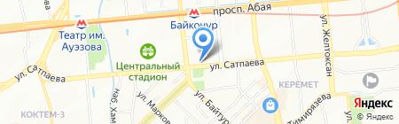 Expert Systems на карте Алматы