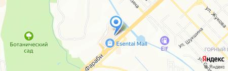 LT Bar на карте Алматы