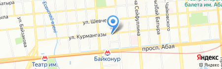 Zan.zakon на карте Алматы