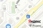 Схема проезда до компании Конор в Алматы