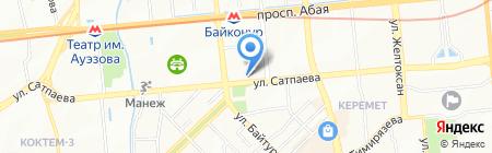 VIP STAUT BEER BAR на карте Алматы