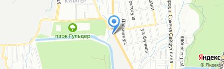 A-service.kz на карте Алматы