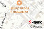 Схема проезда до компании Talent в Алматы