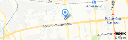 Print-Terra на карте Алматы