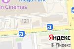 Схема проезда до компании Liderpol в Алматы