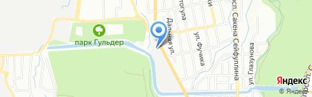Royal Palace на карте Алматы