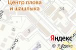 Схема проезда до компании Vizi Investment, ТОО в Алматы