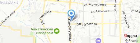 Gudving на карте Алматы