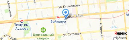 Sasha на карте Алматы