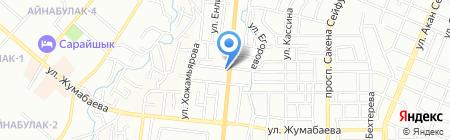@port Taxi на карте Алматы