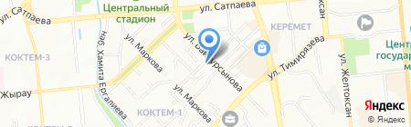 Бота продуктовый магазин на карте Алматы