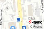 Схема проезда до компании Антипожар в Алматы