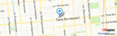 ФБ-Главбух на карте Алматы