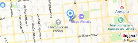 ATC S.A. KAZAKHSTAN на карте Алматы
