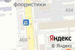 Схема проезда до компании Lets в Алматы