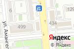 Схема проезда до компании Банк Астаны в Алматы