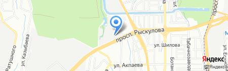 ПАРАГРАФ на карте Алматы