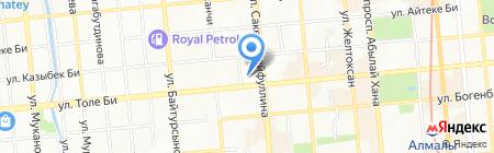 ENICA EXPRESS KZ на карте Алматы
