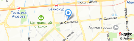 AUDARAMYZ.KZ на карте Алматы